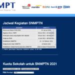 Catat Linknya, Pengumuman Hasil SNMPTN 2021 Rilis Hari ini
